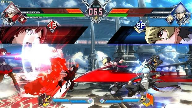 BlazBlue Cross Tag Battle Full Version