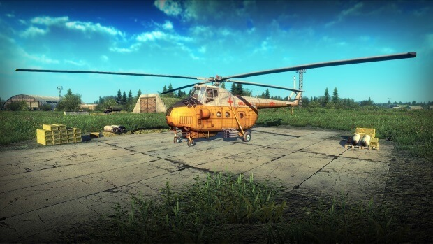 Heliborne Dragons Awakening Screenshots