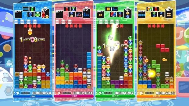Puyo Puyo Tetris Full Version