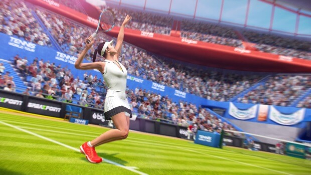 Tennis World Tour Video Game