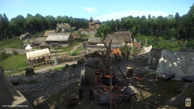 Kingdom Come Deliverance From The Ashes Full Version