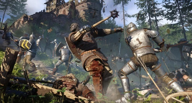 Kingdom Come Deliverance From The Ashes Screenshots