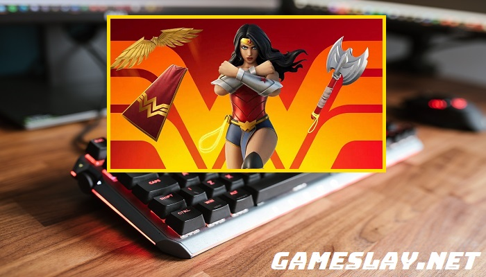 Fortnite: the Wonder Woman skin soon available in the video game?