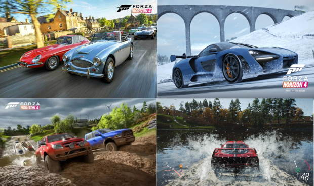 Forza Horizon 4 Free Download Full Version