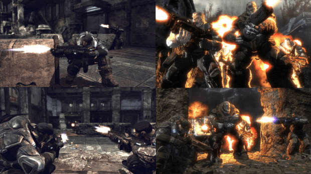 Gears of War Free Download Full Version For PC