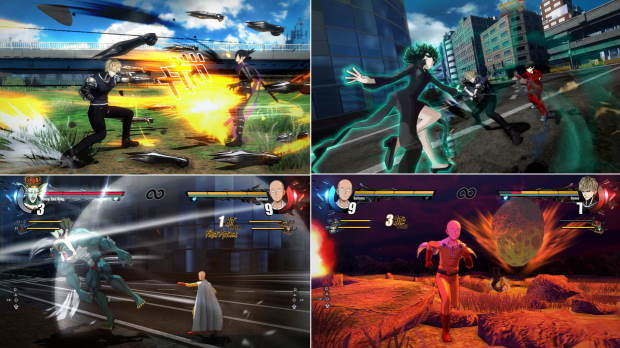 One Punch Man A Hero Nobody Knows Free Download Full Version For PC