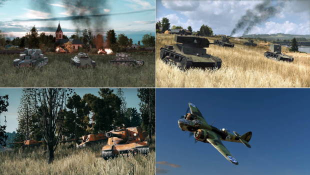Steel Division 2 The Fate of Finland Free Download Full Version For PC