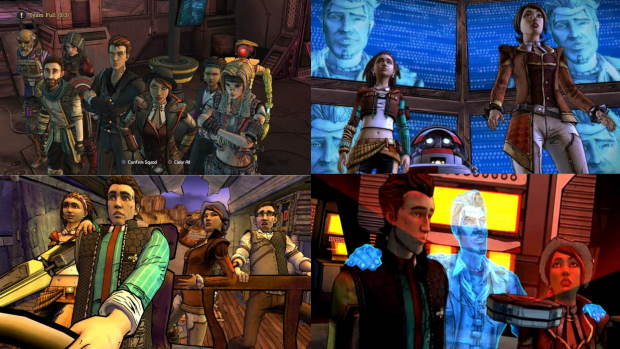 Tales from the Borderlands Episode 1-5 Free Download Full Version For PC