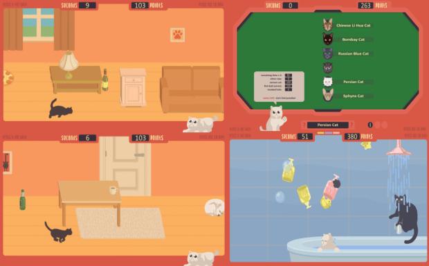 The Cat Games Free Download Full Version Game Setup