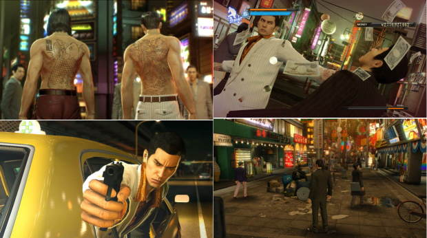 Yakuza 0 Free Download Full Version For PC