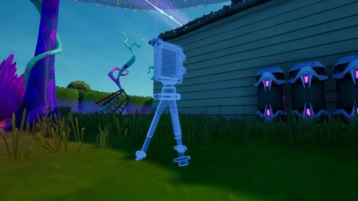 Fortnite: where to deploy scanners in the alien biome?
