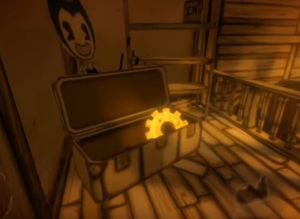 Bendy And The Ink Machine Chapter 1-locations -Gear