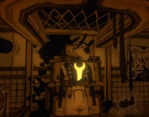 Bendy And The Ink Machine Chapter 1-locations -Wrench
