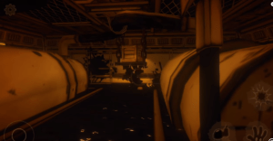 Bendy and the Ink Machine Chapter 2- crashing Swollen Jack