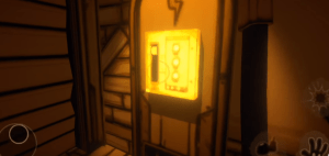 Bendy and the Ink Machine Chapter 2- switch is on