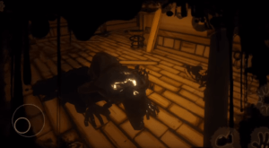 Bendy and the Ink Machine Chapter 2- ink monsters