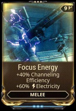 Focus Energy mod