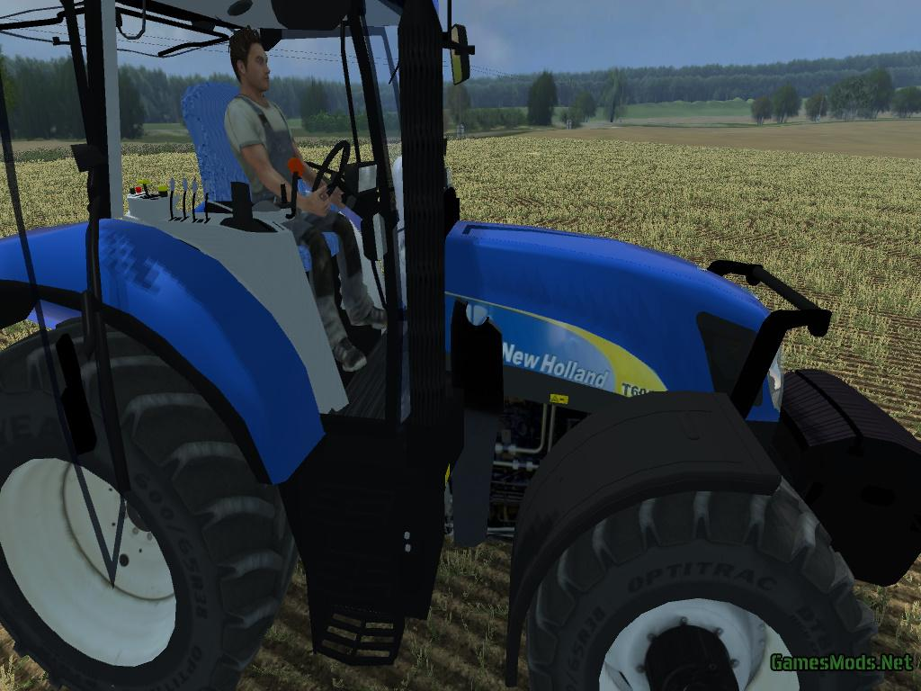 New Holland Frontloader Gamesmods