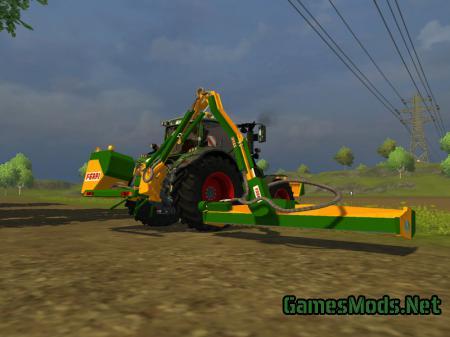 Ferri Tpe Evo V1 1 187 Gamesmods Net Fs19 Fs17 Ets 2 Mods