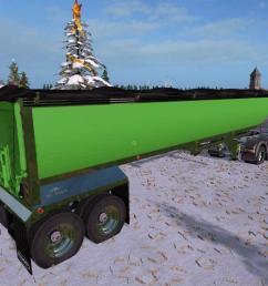 mack dump trailer v 2 0 multicolor [ 1200 x 675 Pixel ]