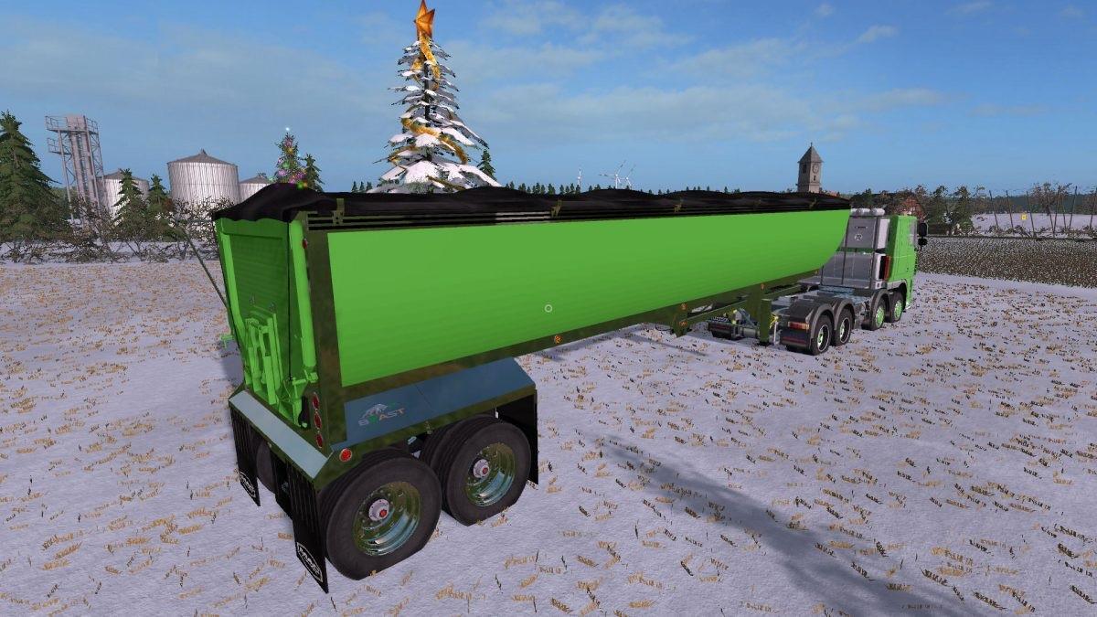 hight resolution of mack dump trailer v 2 0 multicolor