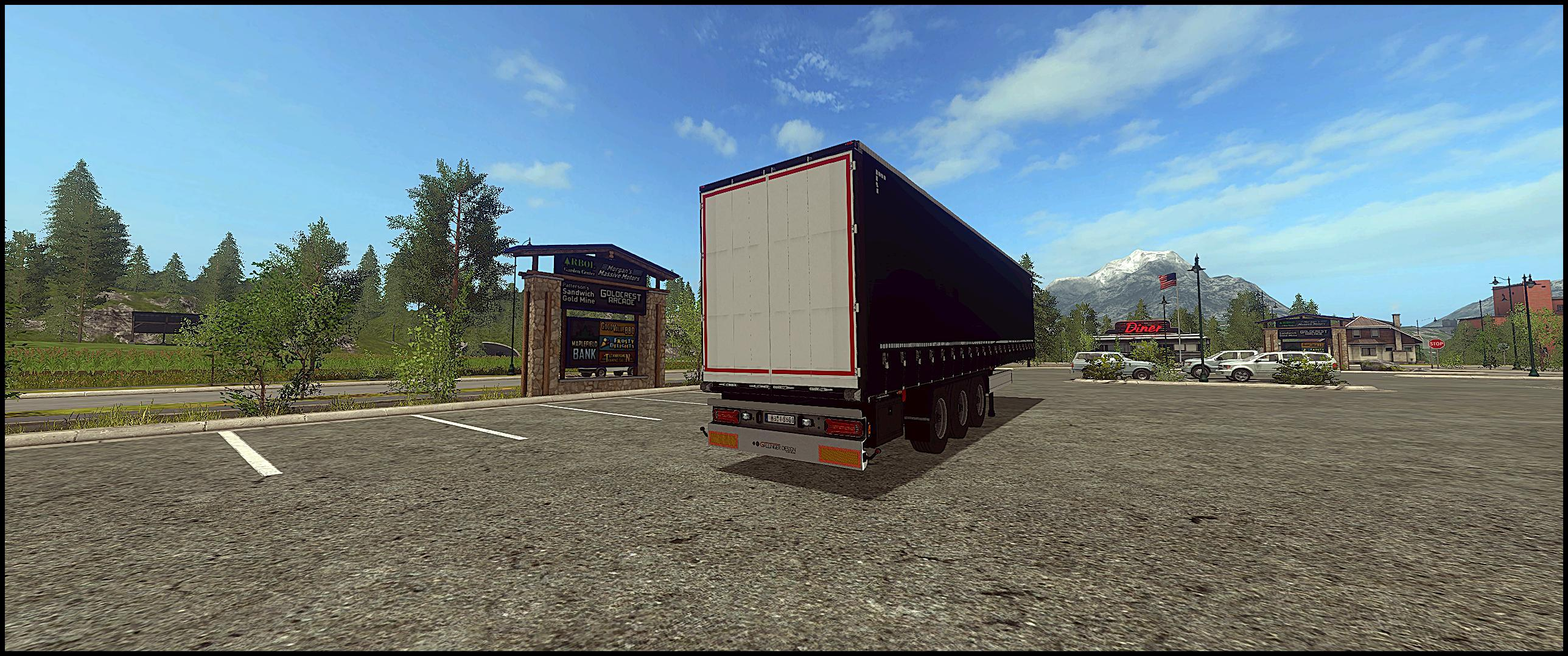 Semi Trailer Profi Liner Ultra V1 0 Beta 187 Gamesmods Net
