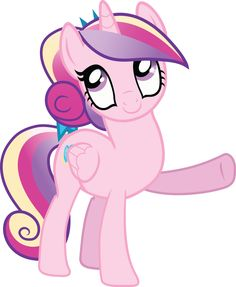Cadence Mlp Baby : cadence, Little, Princess, Cadence, Picture, Pictures