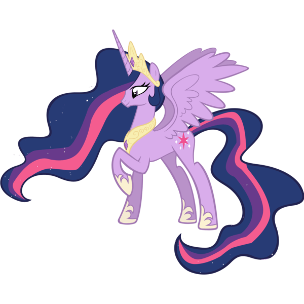 Little Pony Princess Twilight Sparkle