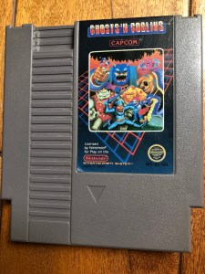 ghosts n goblins for the nes