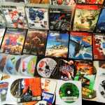 Mixed Video Game Lot
