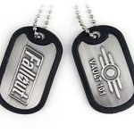 Fallout Dog Tags