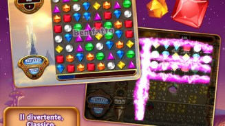 Bejeweled HD ipad