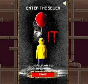 Pennywise a 8-bit