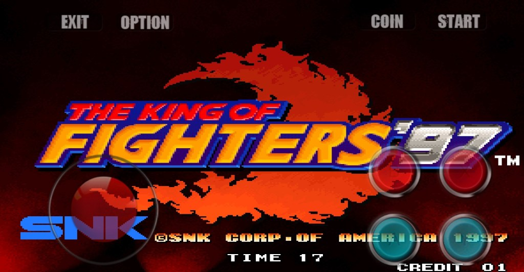 The King of Fighters '97 Download MOD APK
