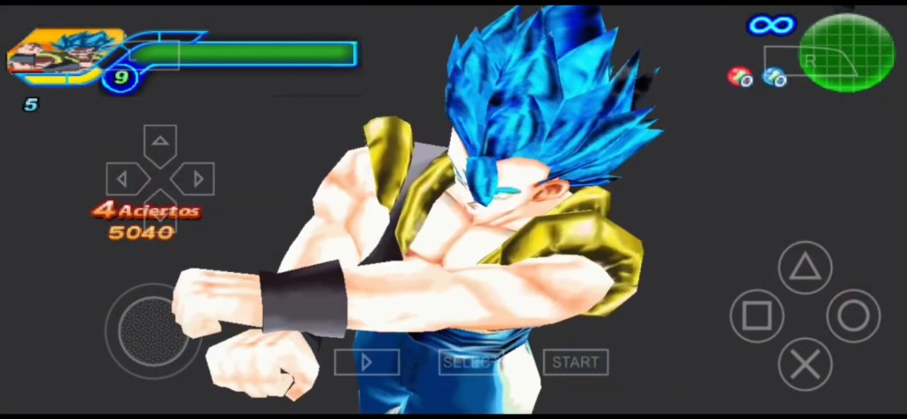 Characters in DBZ TTT Jump Force V3