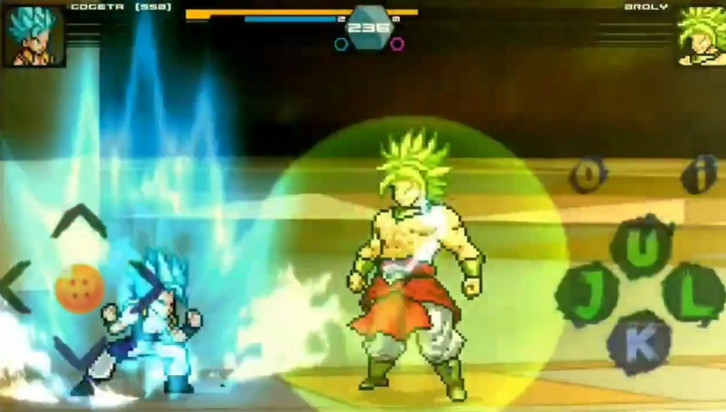 More About Dragon Ball Jus Edition