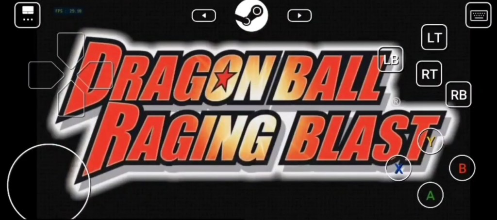 Dragon Ball Raging Blast APK Download for Android