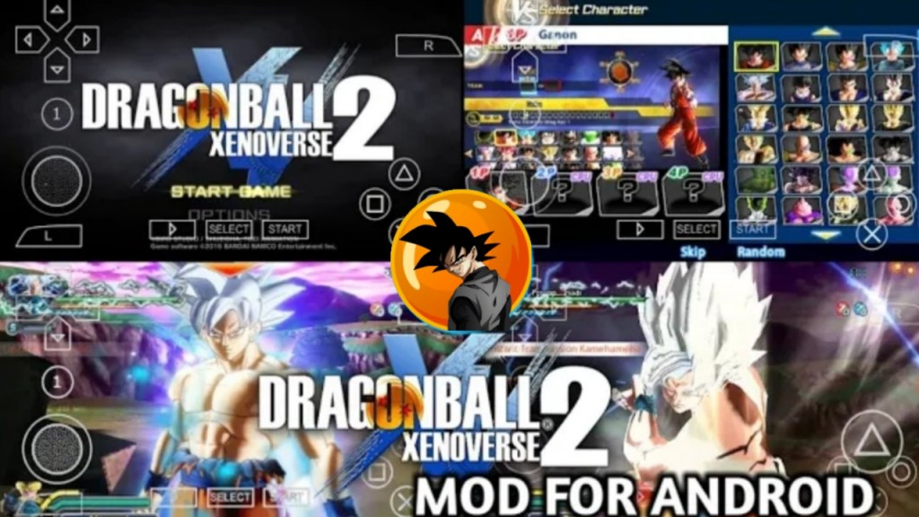 Xenoverse 2 All Characters