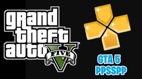 GTA 5 PPSSPP ISO Zip File Download for Android