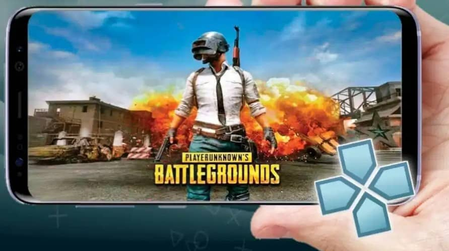 PUBG PPSSPP Zip Download for Android