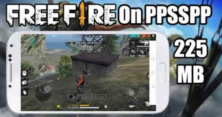 Free Fire PPSSPP Download for Android