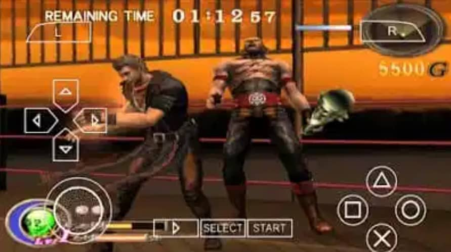 Features of God Hand