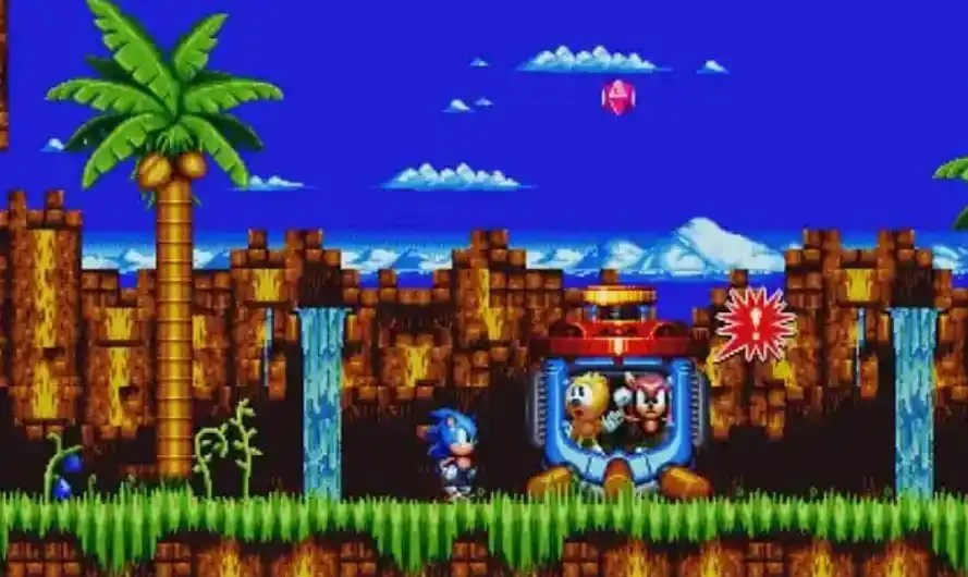 Features of Sonic Mania Android