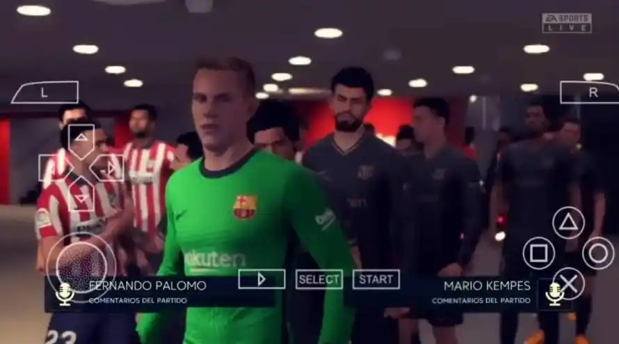 About FIFA 22 Android PPSSPP