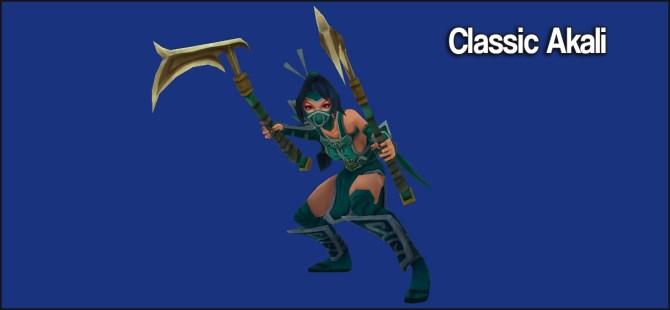 Classic-Akali