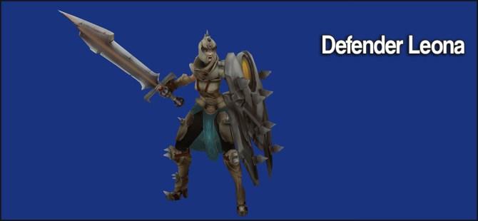 Defender-Leona