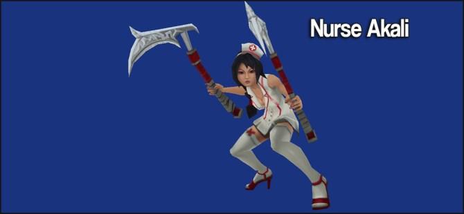 Nurse-Akali