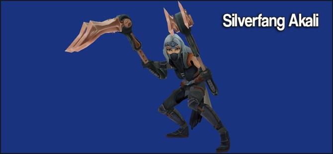 Silverfang-Akali