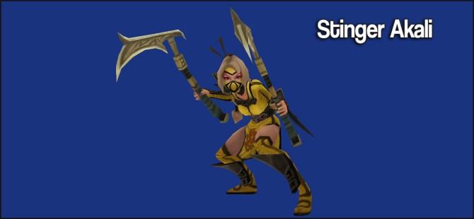 Stinger-Akali