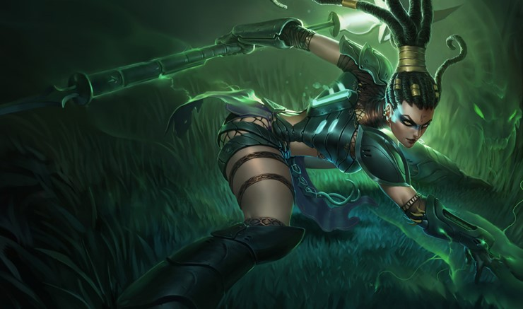 Nidalee_Headhunter_Splash